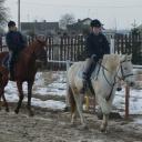 Kurs Jeździecki -grupa młodzieżowa.