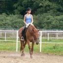 Kurs jeździecki - koniec treningu